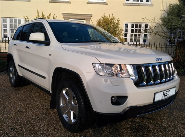 Click here for more details about this Jeep Grand Cherokee V6 CRD LIMITED