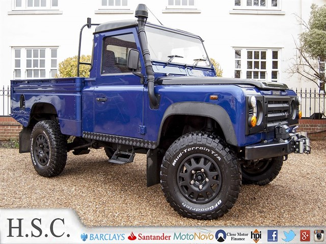 used Land Rover Defender  in chelmsford-essex