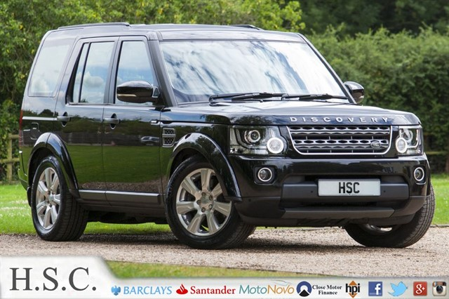 used Land Rover Discovery SE TECH Model Year 2016 in chelmsford-essex