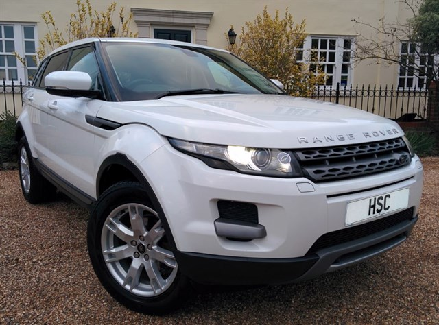 Click here for more details about this Land Rover Range Rover Evoque SD4 PURE TECH