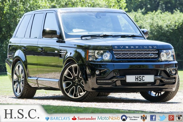used Land Rover Range Rover 3.0 SDV6 HSE Overfinch in chelmsford-essex