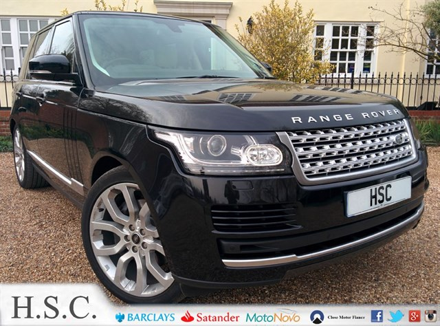Click here for more details about this Land Rover Range Rover SDV8 VOGUE