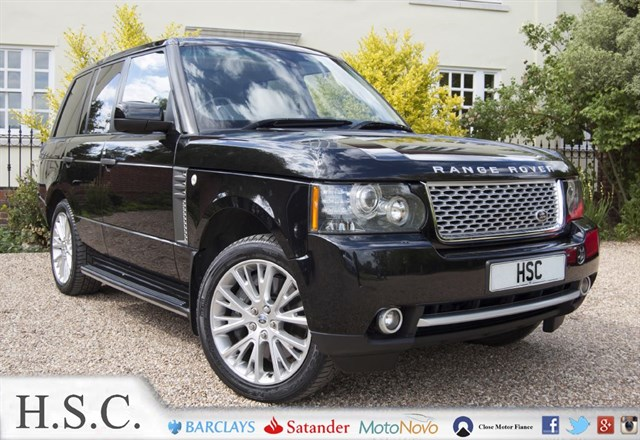 used Land Rover Range Rover TDV8 AUTOBIOGRAPHY in chelmsford-essex