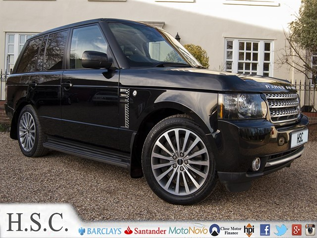 used Land Rover Range Rover TDV8 WESTMINSTER in chelmsford-essex