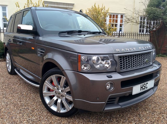Click here for more details about this Land Rover Range Rover Sport TDV8 SPORT HST