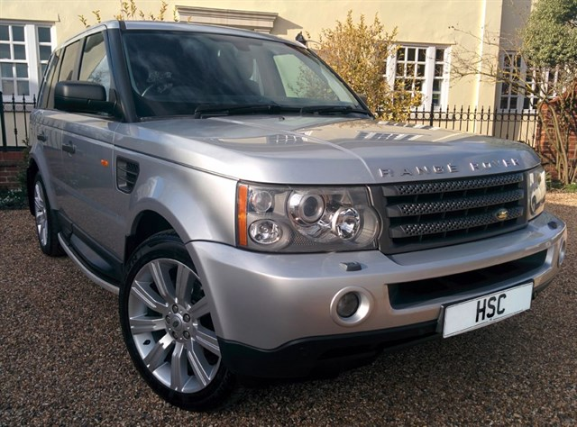 Click here for more details about this Land Rover Range Rover Sport RANGE ROVER SPORT TDV6 HSE