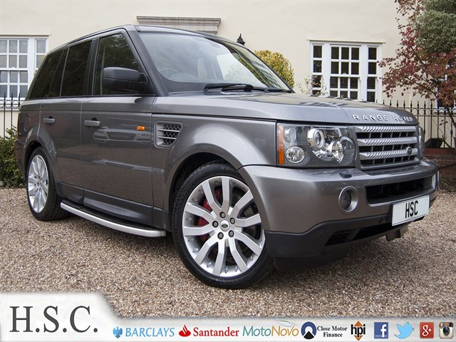 used Land Rover Range Rover Sport TDV8 HSE in chelmsford-essex