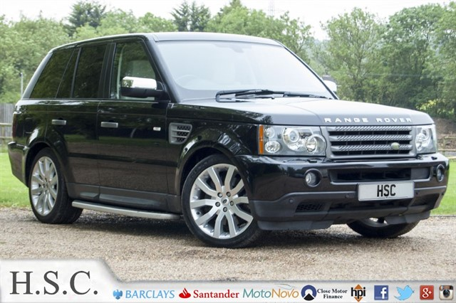 used Land Rover Range Rover Sport TDV8 SPORT HSE in chelmsford-essex