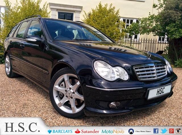 Mercedes-Benz C220 CDI SPORT EDITION