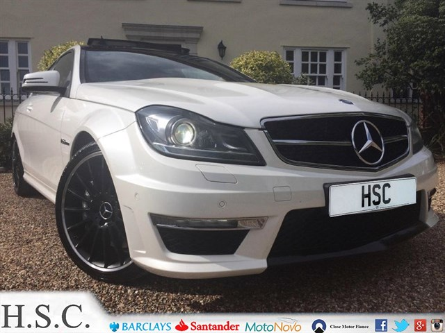 Click here for more details about this Mercedes-Benz C63 AMG EDITION 125