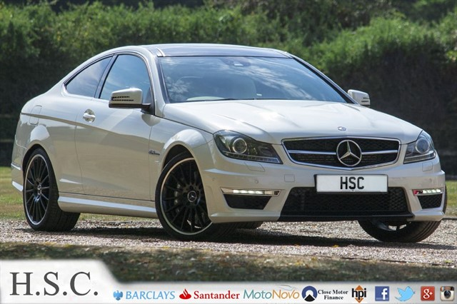 used Mercedes C63 AMG  in chelmsford-essex