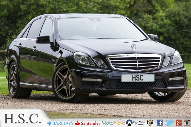 used Mercedes E63 AMG  in chelmsford-essex