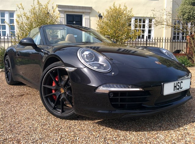 Click here for more details about this Porsche 911 CARRERA S PDK