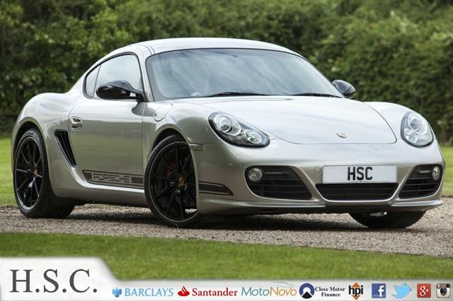 used Porsche Cayman R PDK in chelmsford-essex