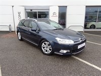 Used Citroen C5 Exclusive Hdi 160