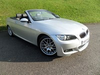 Used BMW 320i M SPORT CABRIOLET FULL LEATHER F.S.H IMMACULATE