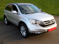 Used Honda CR-V I-VTEC ES-T EX ALLOYS SAT NAV LEATHER TRIM