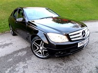 Used Mercedes C200 CDI SPORT ALLOYS B/E EXECUTIVE SE LEATHER AND NAV IMMACULATE