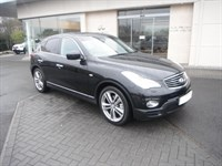 Used Infiniti EX D GT Premium with Navigation