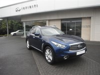 Used Infiniti FX D Executive Edition with Navigation