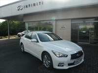 Used Infiniti Q50 2.2D Premium Manual with Navigation