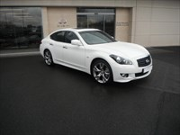 Used Infiniti M S Premium with Navigation