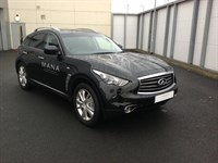 Used Infiniti FX GT (V6 D) Executive with Navigation