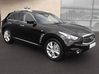 Used Infiniti FX GT (V6 D)Executive Edition with Navigation