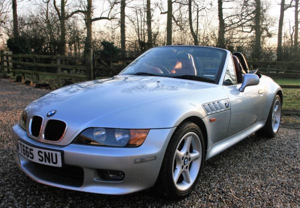 Used Silver Bmw Z3 For Sale Essex