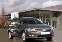 Used VW Passat MK7 Estate 2.0 TDI S BlueMotion (140 PS)