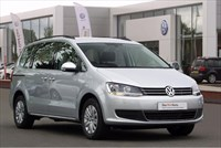 Used VW Sharan MK2 MPV 5-Dr 2.0 TDI SE