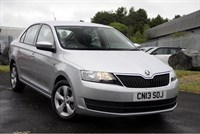 Used Skoda Rapid 1.4 TSI (122 PS) SE DSG