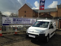 Used Citroen Berlingo 625 LX L1 HDI