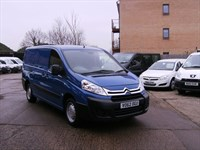 Used Citroen Dispatch 1200 L2H1 ENTERPRISE HDI NO VAT