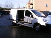 Used Citroen Dispatch LX 1200 L2H1 LWB HDI 120