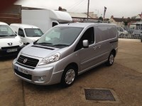 Used Fiat Scudo COMFORT SWB MULTIJET 90 OWN FROM £39 PER WEEK