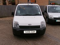 Used Ford Transit Connect T200 L SWB For sale at Master Vans Biggleswade Bedfordshire