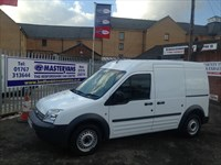 Used Ford Transit Connect T230 L LWB 90 TDCI Only 31,000 miles