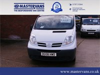 Used Nissan Primastar DCI 115 SE SWB 6 SPEED
