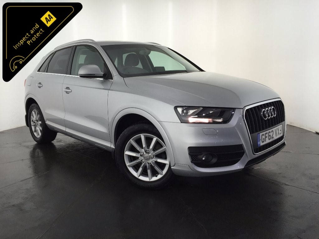 used silver audi q3 for sale leicestershire. Black Bedroom Furniture Sets. Home Design Ideas