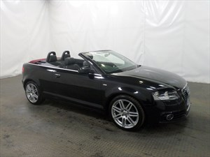 used Audi A3 TDI S Line 2dr [Start Stop] in leicester