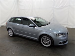 used Audi A3 TDI S Line 5dr [Start Stop] in leicester