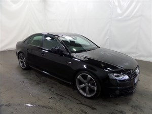 used Audi A4 TDI Black Edition 4dr FULL AUDI HISTORY 1 OWNER in leicester