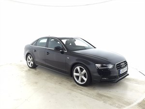 used Audi A4 TDI S Line 4dr in leicester