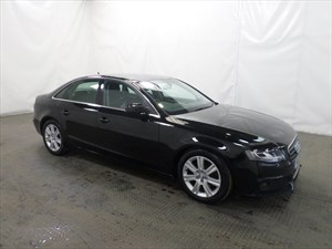 used Audi A4 TDI 136 Technik 4dr [Start Stop] 1 Owner in leicester
