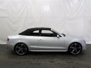 used Audi A5 T FSI S Line 2dr [Start Stop] in leicester
