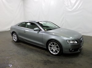 used Audi A5 TDI Sport 2dr [Start Stop] in leicester