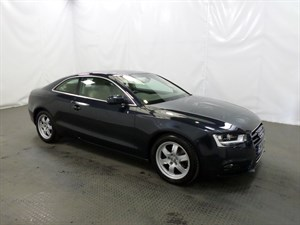 used Audi A5 T FSI 2dr FULL SERVICE HISTORY in leicester