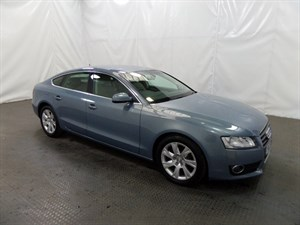 used Audi A5 TDI 5dr FULL AUDI HISTORY 1 OWNER in leicester
