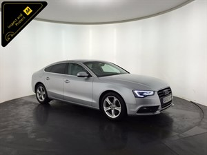used Audi A5 TDI SE Sportback Multitronic 5dr in leicester